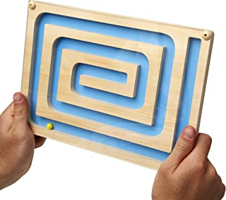 Spiral Maze Marble Game by Active Minds | Specialist Alzheimer's/Dementia Games & Resources for Improving Skills & Coordination