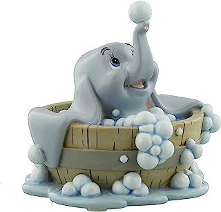 Disney Magical Moments - Dumbo in bad - 10 cm