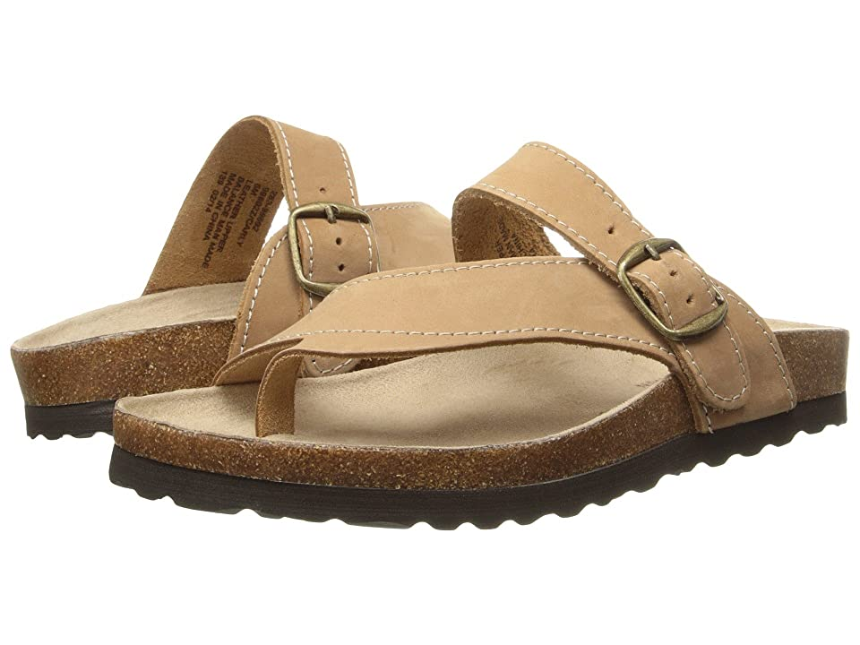 White Mountain Carly (Jute Greasy Leather) Women