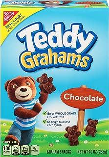 Teddy Grahams Chocolate Graham Snacks, 10 Ounce