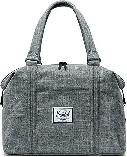 Herschel Strand Duffle Bag, Raven Crosshatch