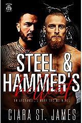 Steel & Hammer's Hellcat: Taboo love, forever love (Dublin Falls' Archangel's Warriors MC Book 3) Kindle Edition