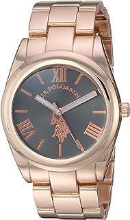 U.S. Polo Assn. Women's Analog-Quartz Watch with Alloy...