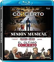 Pack Sesión Musical: El Concierto + El Último Concierto [Blu-ray]