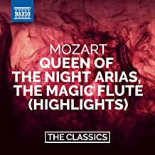 Best queen of the night aria magic flute Reviews