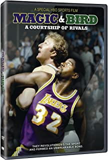 Magic & Bird:A Courtship of Rivals (DVD)