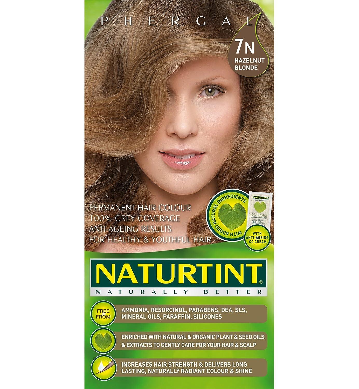 チャネル酸ボイコットNaturtint Hair Color 7N Hazelnut Blonde Count (並行輸入品)