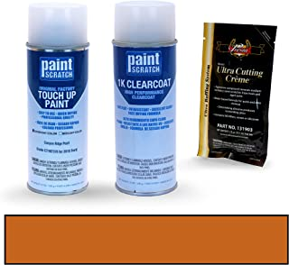PAINTSCRATCH Canyon Ridge Pearl C7/M7378 for 2018 Ford EcoSport - Touch Up Paint Spray Can Kit - Original Factory OEM Automotive Paint - Color Match Guaranteed
