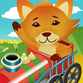 Reading Train Full STEAM Ahead Books Songs & Games