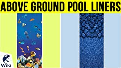 Swimline 18-Feet Round Swirl Bottom Overlap Liner Standard Gauge