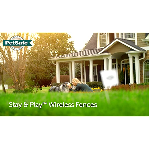 PetSafe-Stay-Play-Compact-Wireless-Fence-for-Dogs-Cats-Waterproof-Rechargeable-Above-Ground-Electric-Fence-Covers-Up-to-34-Acre-for-Pets-5-lb-from-the-Parent-Company-of-Invisible-Fence-Brand