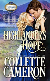 Highlander's Hope: A Historical Scottish Romance (Castle Brides Book 2)