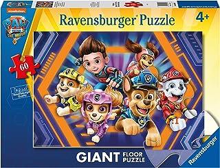 Ravensburger Puzzle, Paw Patrol Movie, Puzzle Giant de 60 Piezas, Puzzles para Niños, Edad Recomendada 4+, Rompecabeza de ...