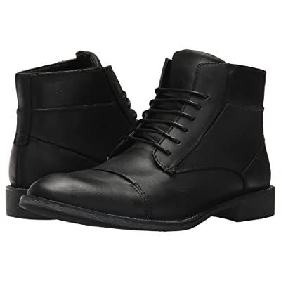 Steve Madden Quibb (Black) Men