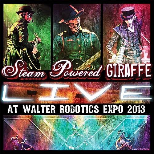 steam powered giraffe automatonic electronic harmonics mp3