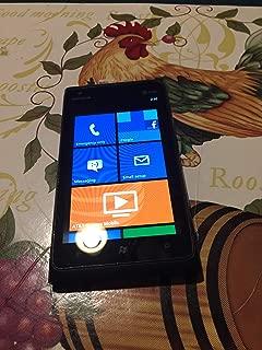 Nokia Lumia 900 AT&T GSM Unlocked 4G LTE Windows 7.5 Smartphone  - Cyan Blue