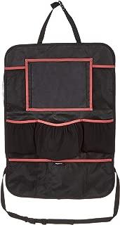AmazonBasics Car Seat Back Protector with Organizer