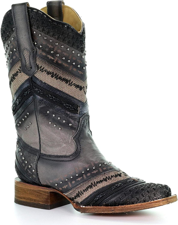 Korallgrå broderier och studs boot boot boot  varm
