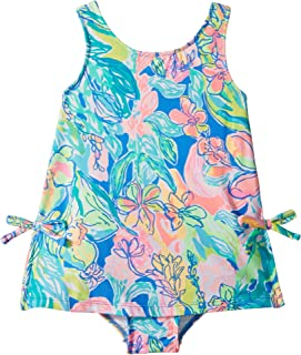 Lilly Pulitzer Kids Womens UPF 50+ Little Lilly Swimsuit (Toddler/Little Kids/Big Kids)