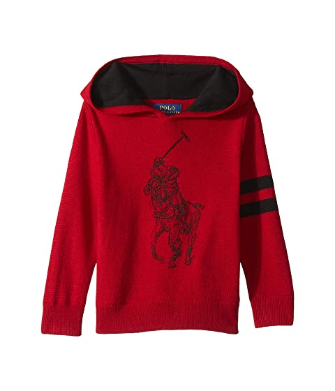 Deer 3e860 Polo C9c04 Red France Lauren Hoodie Ralph wZON80kXnP