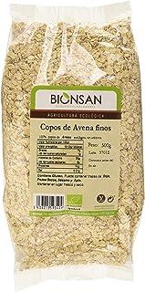 comprar comparacion Bionsan Copos De Avena Finos Ecológicos - 4 bolsas de 500gr -Total: 2000gr