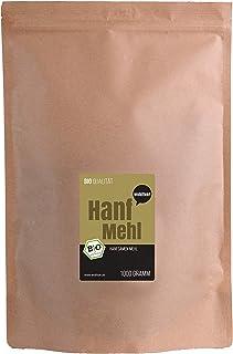 Wohltuer Bio Hanfmehl |Bio Hanfsamen gemahlen | Glutenfrei, nährstoffreich & vegan | vielseitiges Lebensmittel in geprüfter Bio-Qualität 1000g