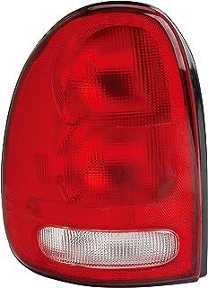 Dorman 1610458 Driver Side Tail Light Assembly for Select Chrysler / Dodge Models