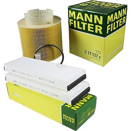Mann Filter Inspektions Set Inspektionspaket Luftfilter Innenraumfilter Auto
