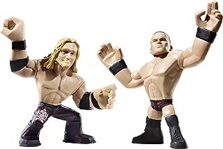 WWE Rumblers Edge And Randy Orton Figure 2-Pack