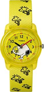 Timex Kids TW2R41500 Time Machines x Peanuts: Snoopy &...