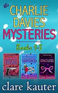 The Charlie Davies Mysteries Books 1-3