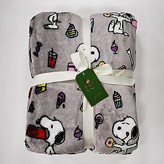 بطانية الفانيلا المطبوعة بطانية الصيف تكييف الهواء بطانية القيلولة بطانية عارضة 200 * 230cm Greycakedog