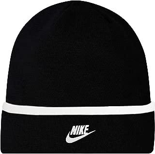 Nike Boy`s Swoosh Logo Cuff Beanie