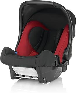 Britax Römer Auto asiento baby-safe Plus, Grupo 0+ (0–13kg), colección 2015, Chili Pepper