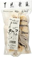 亀の子 ボディブラシ 体洗いタワシ タムラさん ひも付