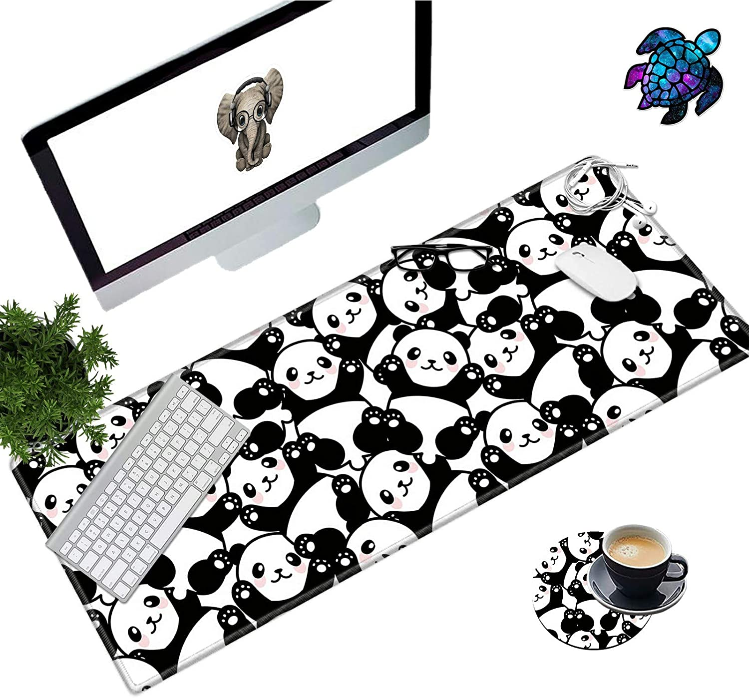 35% OFF Desk Max 62% OFF Pad Mat Large Mouse XL Cu Gaming Extended Mousepad with