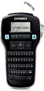 DYMO LabelManager 160 - Impresora de etiquetas (203 mm, 118 mm, 49 mm, AA, 65 mm, 160 mm), Teclado Azerty (importado)