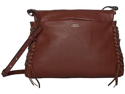 Vince Camuto Jayde Crossbody (Dark Pine Co) Handbags