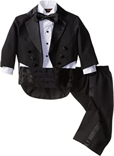 Joey Couture Baby Boys' Tuxedo Suit Tail