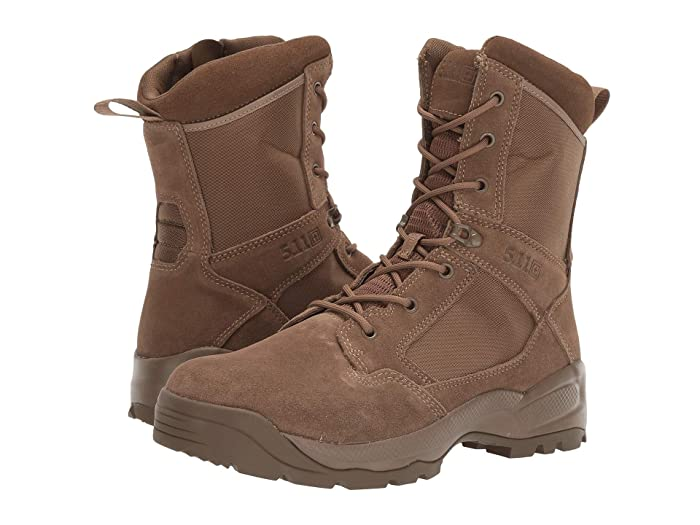 5.11 Tactical  8 ATAC 2.0 Desert (Dark Coyote) Mens Boots