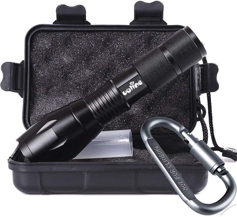 Uoline Tactical Portable LED Flashlight