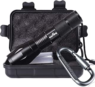 eagletac d25 tactical flashlight