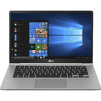 "LG gram Laptop - 14"" Full HD Display, Intel 8th Gen Core i7, 16GB RAM, 256GB SSD, 19.5 Hour Battery Life, Thunderbolt 3- 14Z990-R.AAS7U1 (2019), Dark Silver"