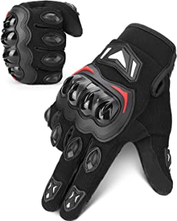 kemimoto Motorcycle Gloves for Men Women, Summer...