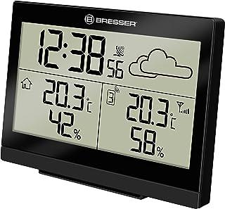 comprar comparacion Bresser, TemeoTrend LG Estación Meteorológica Radio Controlada, Color Negro