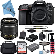 $899 » Nikon D7500 20.9MP DSLR Digital Camera with AF-P DX NIKKOR 18-55mm f/3.5-5.6G VR Lens + SanDisk 64GB Memory Card + Camera ...