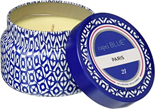 Capri Blue Paris Candle, 8.5 oz
