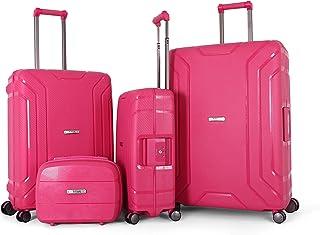 Titan Luggage set of 4 Pieces, Pink, 9756617