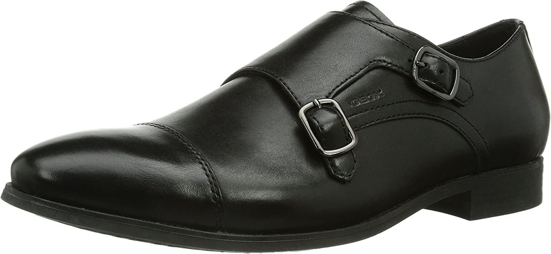 Geox Men's U Albert 2Fit Monk Loafer