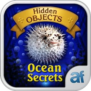 Hidden Objects Ocean Secrets & 3 puzzle games